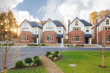 new property developments Riversdale Rathfarnham
