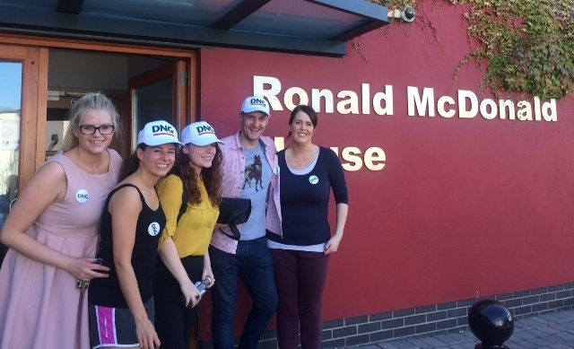 DNG supporting Ronald McDonald House